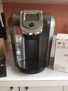 Keurig 2.0 a vendre for sale costco with box and extras