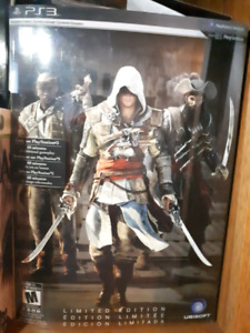 Assassin's Creed Black Flag collector's edition.