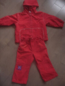 Lot-of-2--baby girls GAP-Jacket-roots-73-pants,size 2T