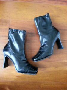 CALL IT SPRING BLACK BOOTIES ~ Size 37