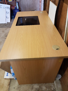 "Desk for sale 63"" long"