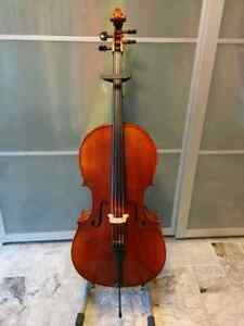 Eastman VC305 full size cello - perfect condition