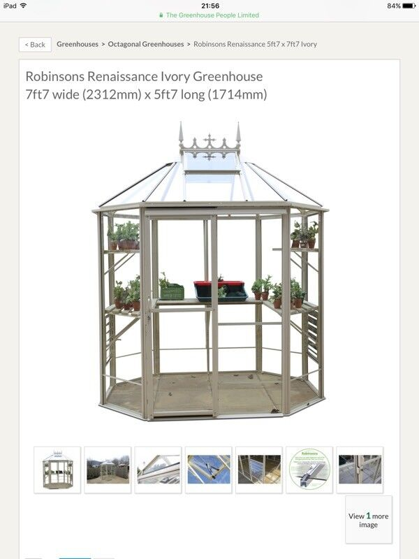 Bargain Luxury Greenhouse