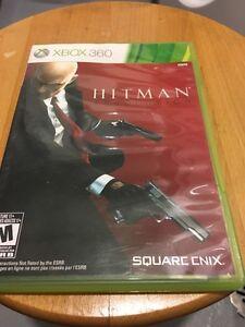 Hitman Xbox360  Kitchener / Waterloo Kitchener Area image 1