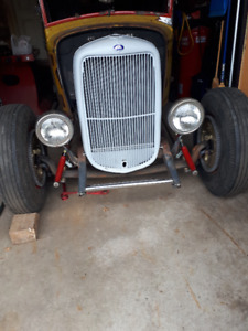 Deuce Hot Rod Build