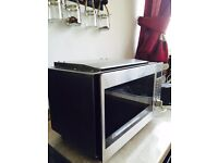 Hotpoint MWH121 Microwave
