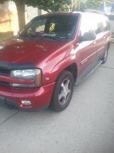 2005 Chevrolet Trailblazer leather heated with dvd  v 85.3