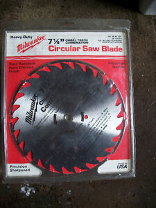 Power Saw Blade