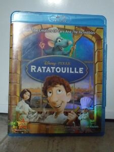 Dvd Blu-Ray, Ratatouille version 2007 Disney Pixar