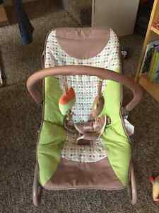 Baby bouncer babymoov