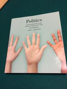 Politics Textbook