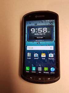 Kyocera DuraForce E6560T, Rugged Android Phone