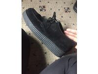 Urban outfitters creepers size 7