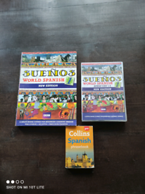Spanish learning materials