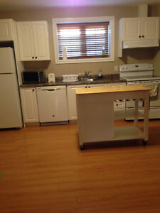 Fully furnished spacious apartment in Clarenville
