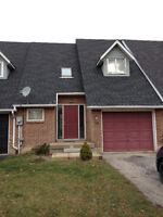 Large townhouse for rent.