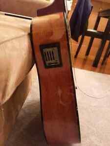 Fender Acoustic Guitar  CD - 140SCE Peterborough Peterborough Area image 3