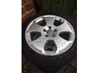 Audi A3 8P Sport Alloys (Set of 4)