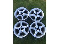 Vw Alloy Wheels 14 inch 4x100