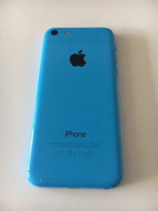 Blue iPhone 5c St. John's Newfoundland image 1