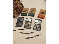 Teenage Engineering Pocket Operator Super Set (PO-12 Rhythm, PO-14 Sub, PO-16 Factory) - Used twice