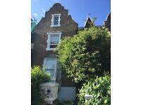 Mutual exchange studio flat with garden N1