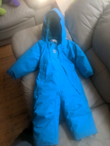 Mec toaster bunting suit 18 months