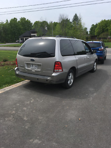 2005 Ford Freestar Limited Fourgonnette, fourgon