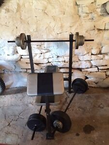 Selling my weights