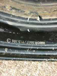 4 rims in very good condition West Island Greater Montréal image 3
