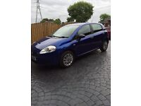Fiat Punto grande 1.2 active long mot 2 keys