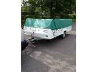 CONWAY COUNTRY FOLDING CAMPER ***** reduced price