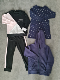 Girls Clothes Age 5-6yrs