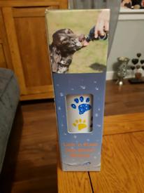 Dog water bottle
