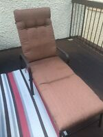 Patio furniture. Loungers (2)