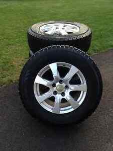 pneu d'hiver 255/70 r18