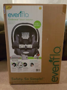 NEW Evenflo Embrace Select - Car seat