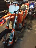 Ktm sx-f 450 factory édition 2014