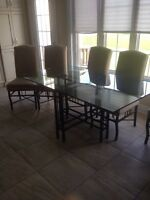 Kitchen/Dining table set for sale