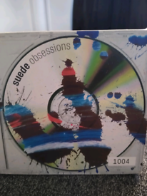 Cds dvd suede obsessions