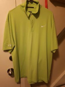 Tiger woods NIKE Dry fit