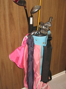 Ladies LEFT HAND COMPLETE golf package