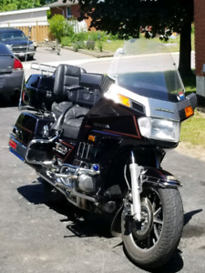 1984 Honda Goldwing Interstate GL