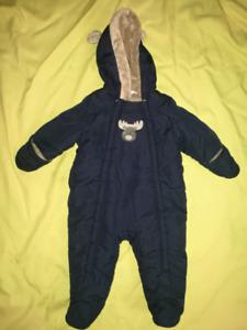 Snowsuit for boy