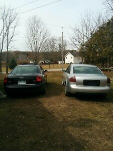 Pair of Audis only $800 for both of them!!