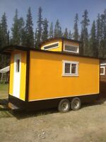 Tiny house caboose for sale