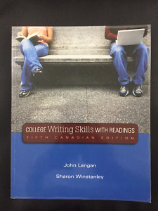 College Writing Skill with Readings - 5th Canadian Edition
