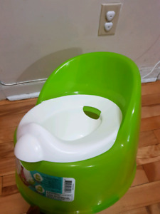 Potty in excellent condition. $10
