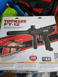 Tippmann ft-12 paintball marker