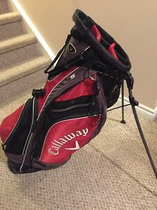 Callaway Hyper-Lite 5 Golf Bag Cambridge Kitchener Area image 2